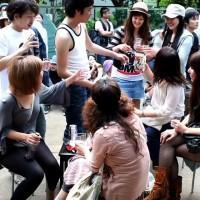 Block Party at miyashita park